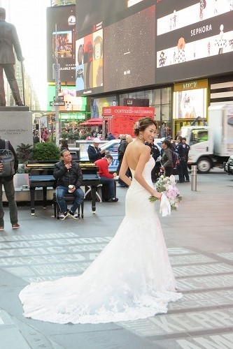 日本人初!Wedding @ Top of the Rock _b0209691_17025207.jpg