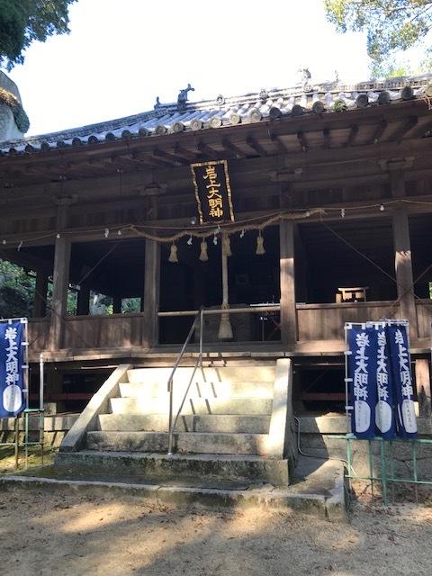 淡路島 岩上神社_f0204295_11404078.jpg