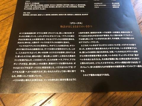 「グリークス」KAAT・KUNIO共同制作 KUNIO 15(@神奈川芸術劇場大スタジオ)_f0064203_10595225.jpg