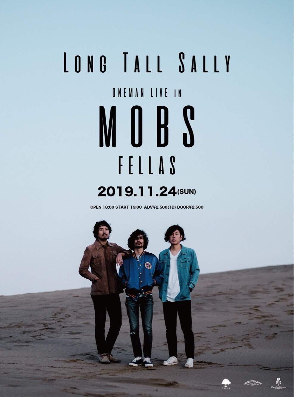 LONG TALL SARRY ONEMAN LIVE @MOBS  レポ_e0115904_04110663.jpg