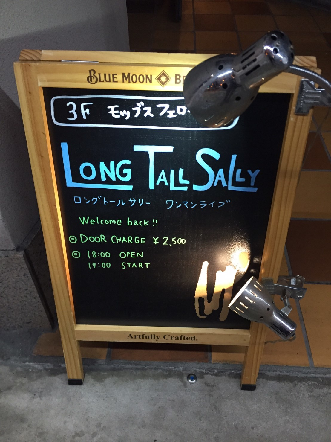 LONG TALL SARRY ONEMAN LIVE @MOBS  レポ_e0115904_04151411.jpg