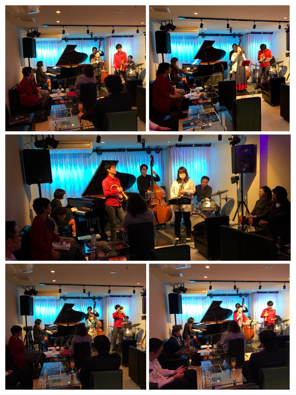 広島 ジャズライブカミン  Jazzlive Comin本日11月26日のライブ_b0115606_12163454.jpeg