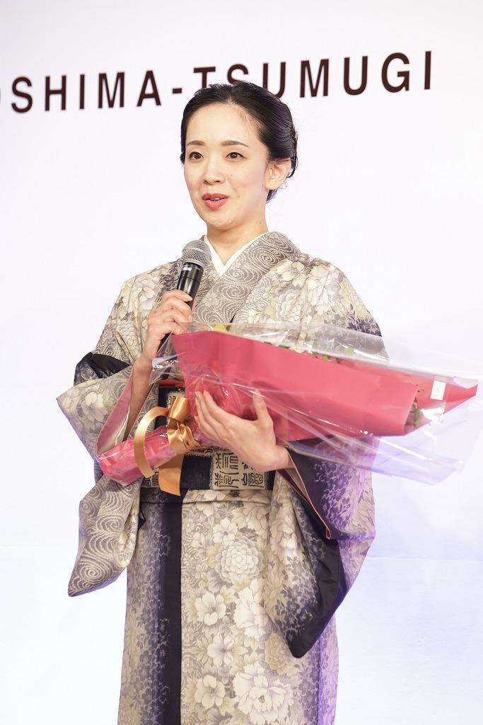 2018-19紬クィーン・宮里美貴子より皆様へメッセージ_c0315907_08433294.jpg