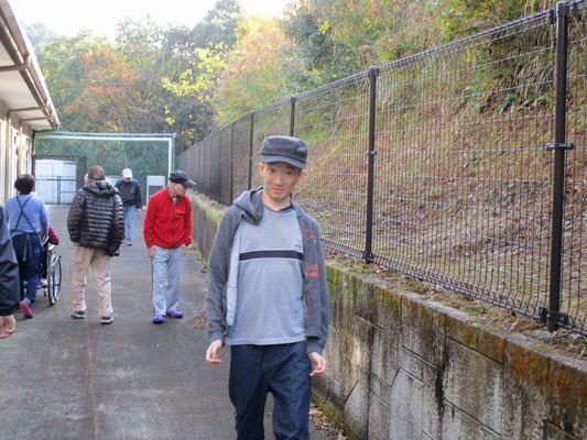 11/25 散歩_a0154110_09413943.jpg
