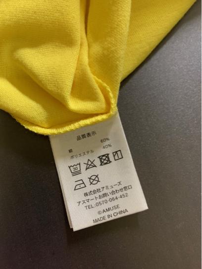 ワンオク Tシャツ 女子 2019_f0085810_16005962.jpg