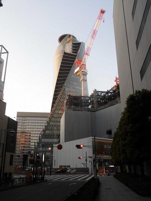 まだまだ増えていく! 研修で出かけた名古屋駅周辺の高層ビル群_f0141310_07375192.jpg