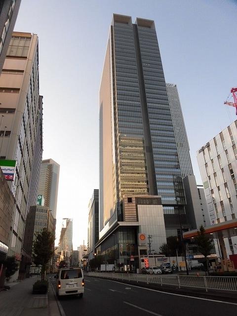 まだまだ増えていく! 研修で出かけた名古屋駅周辺の高層ビル群_f0141310_07380902.jpg
