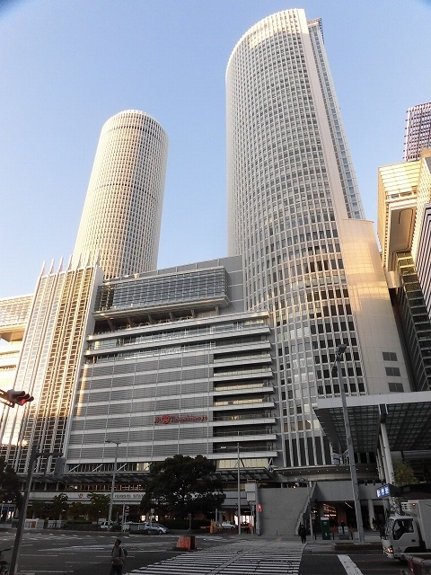 まだまだ増えていく! 研修で出かけた名古屋駅周辺の高層ビル群_f0141310_07381988.jpg