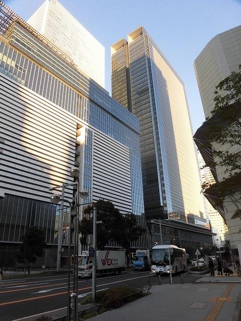 まだまだ増えていく! 研修で出かけた名古屋駅周辺の高層ビル群_f0141310_07382903.jpg