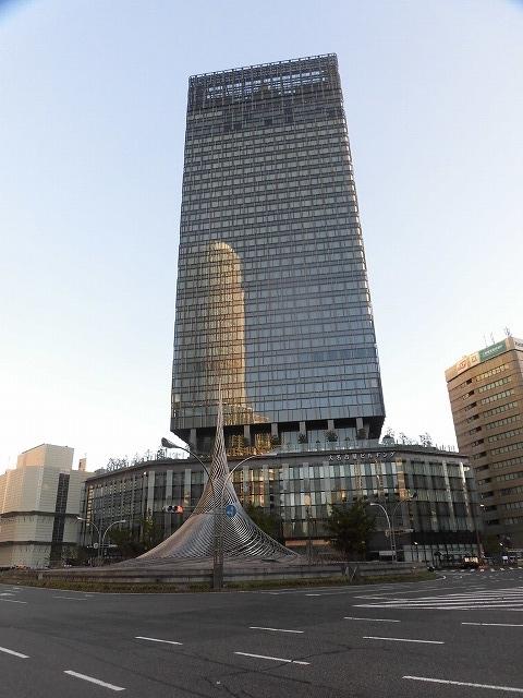 まだまだ増えていく! 研修で出かけた名古屋駅周辺の高層ビル群_f0141310_07390370.jpg