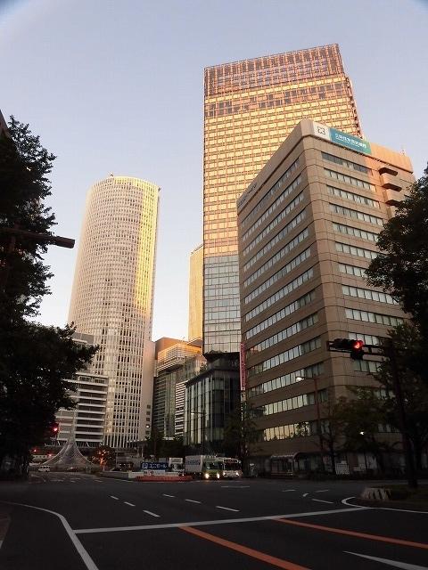 まだまだ増えていく! 研修で出かけた名古屋駅周辺の高層ビル群_f0141310_07392804.jpg