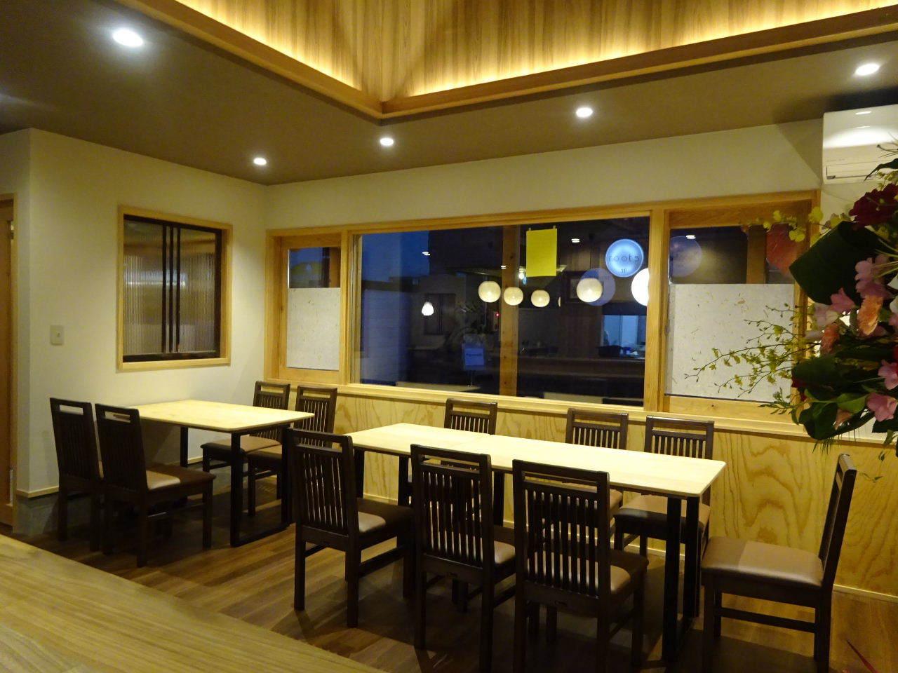 中央通り 居酒屋「茶の間」様 完成写真③_f0105112_04191841.jpg