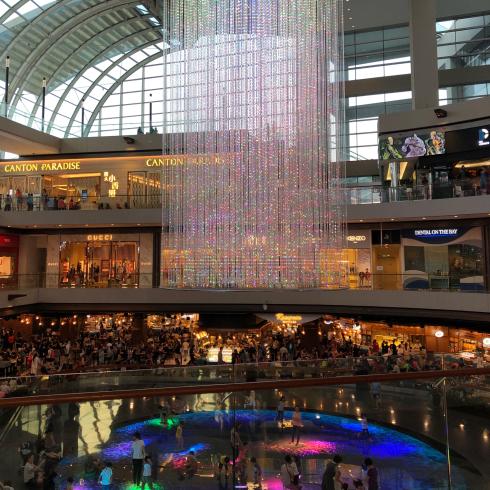 19年10月シンガポール その13☆夕暮れのシンガポール_d0285416_20502723.jpg