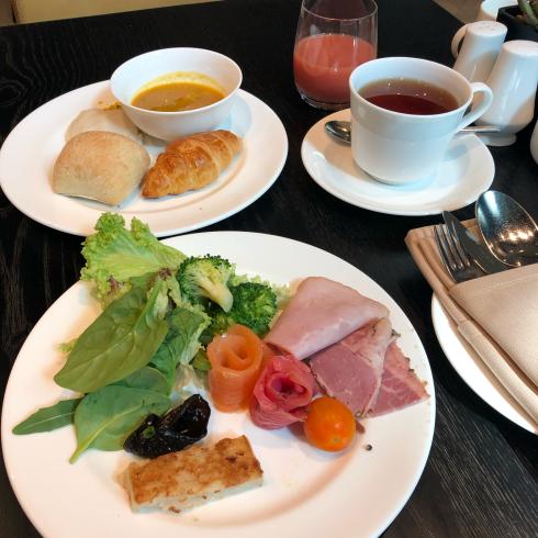 19年10月シンガポール その14☆ゆっくり楽しみたい朝食とプール_d0285416_20581227.jpg