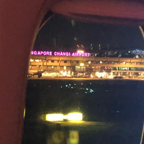 19年10月シンガポール その18☆いよいよ帰国!ラウンジホッピングしました_d0285416_23215184.jpg