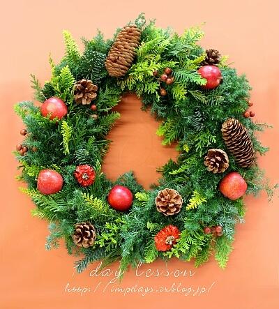 今週もクリスマス_a0085317_17334296.jpg