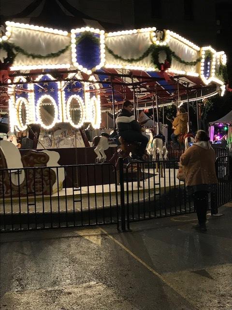 早くもクリスマスビレッジ登場_d0269832_23080234.jpeg