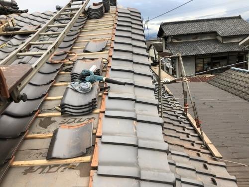 笛吹市 銀黒の屋根 其の五_b0242734_22342927.jpeg