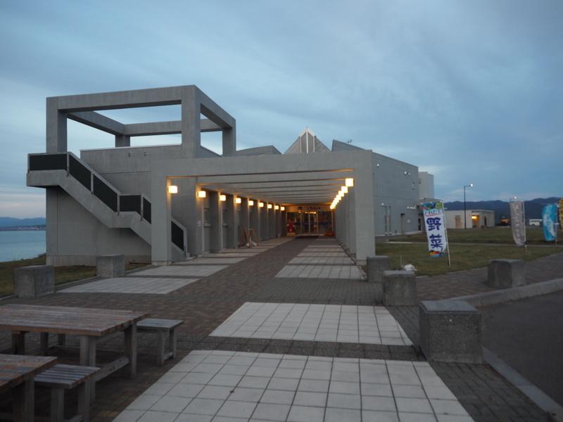 2019.10.10 道の駅上ノ国で車中泊_a0225740_08240912.jpg