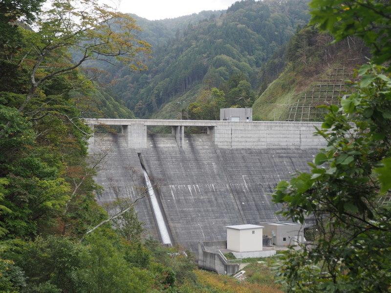 2019.10.11 上ノ国ダムとランドアバウト_a0225740_17253915.jpg