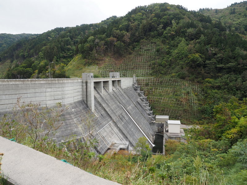 2019.10.11 上ノ国ダムとランドアバウト_a0225740_17254717.jpg