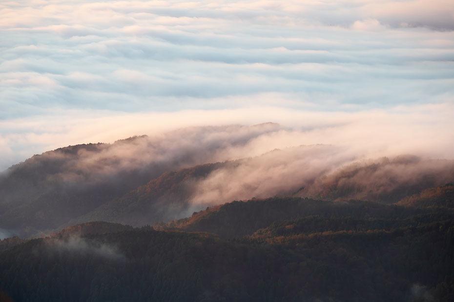 来日岳の雲海'19 #2_c0067040_22112393.jpg