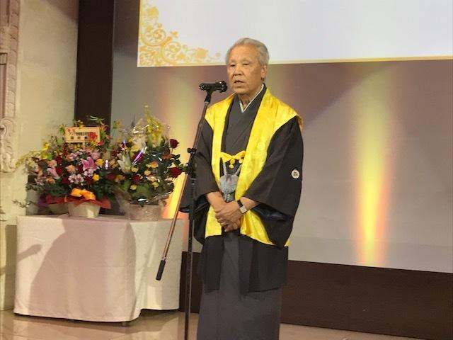 阿形充規先生傘寿の祝賀会_c0290443_18482174.jpg