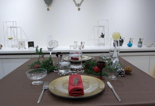 クリスマスのテーブル ~基本クラス~_d0217944_22263995.jpg
