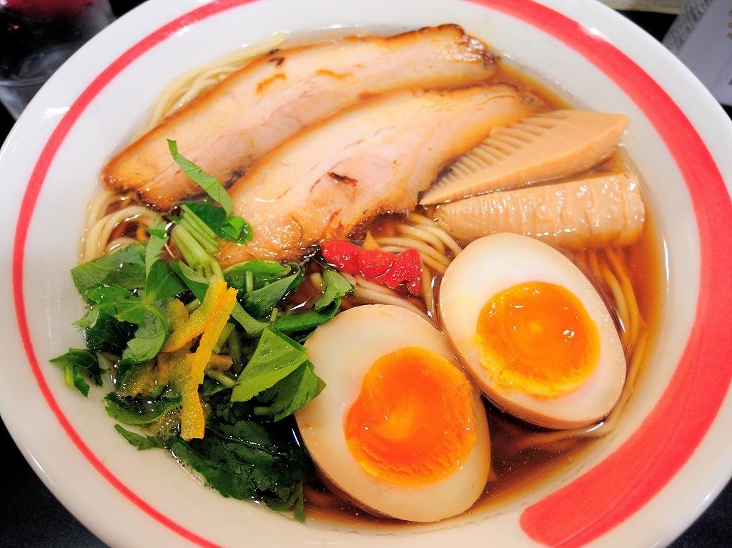 自家製麺 SHIN(新)@反町_a0384046_23293633.jpg