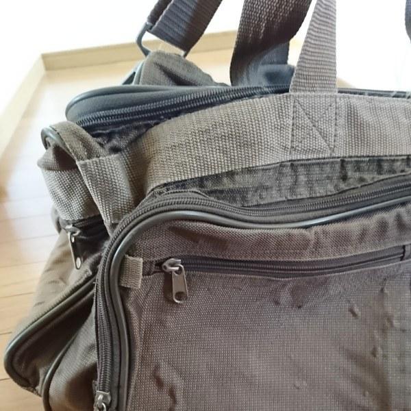 ++旅行バッグの断捨離*++_e0354456_09401055.jpg
