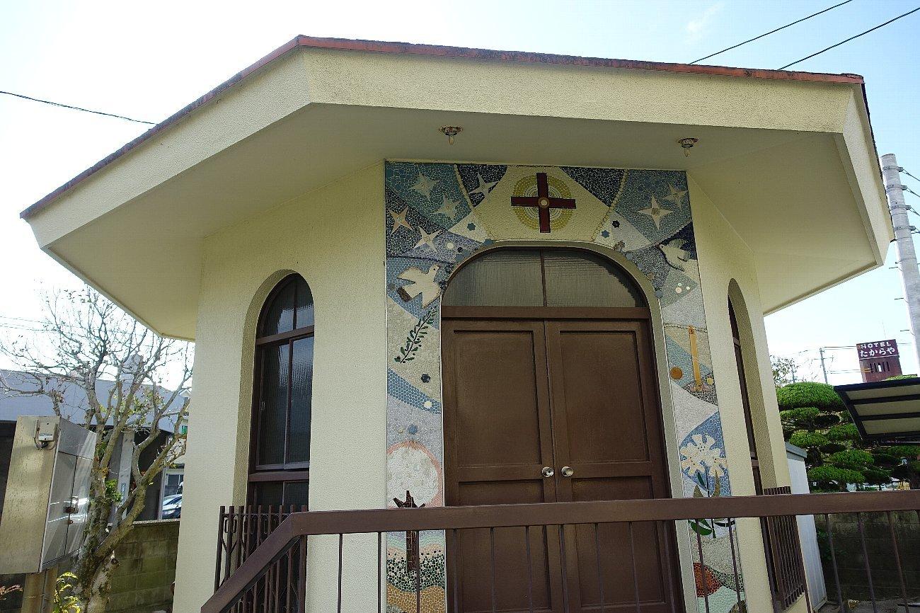 防府カトリック教会_c0112559_07543622.jpg