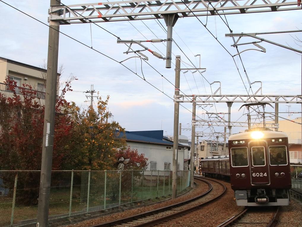 阪急箕面線 6000系 6024F_d0202264_16561957.jpg
