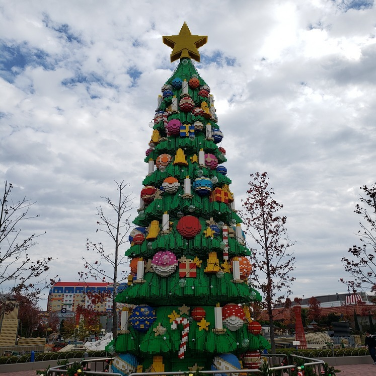 レゴランドのクリスマス!!_a0272765_12355248.jpg