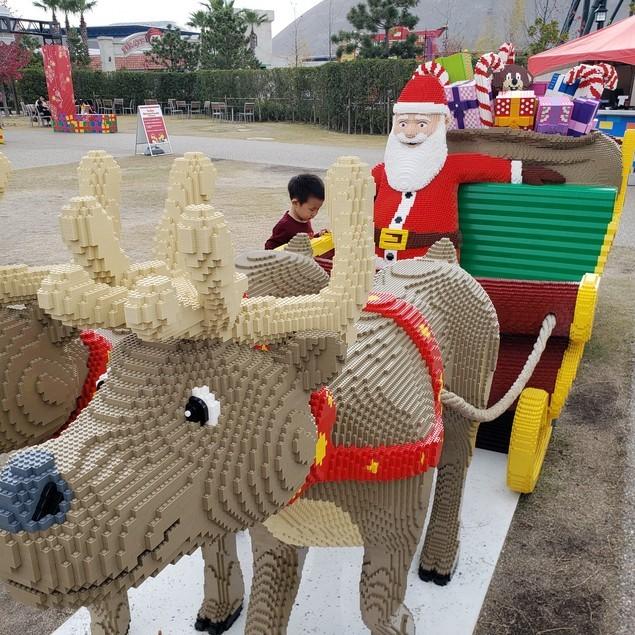 レゴランドのクリスマス!!_a0272765_12355950.jpg
