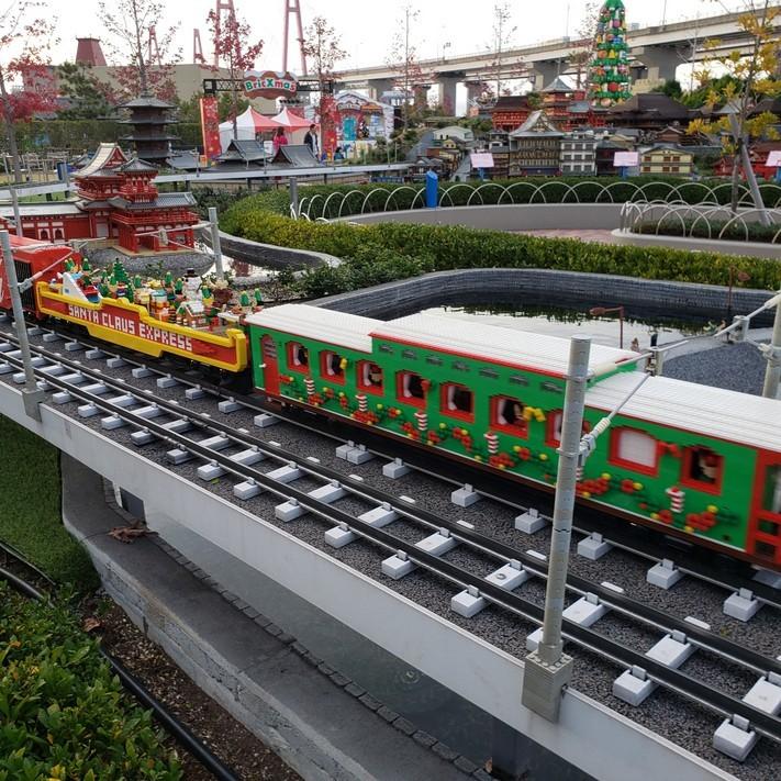 レゴランドのクリスマス!!_a0272765_12362799.jpg