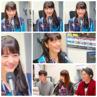 かわさきFMさんの番組へ行ってきました!_a0087471_14371456.jpg
