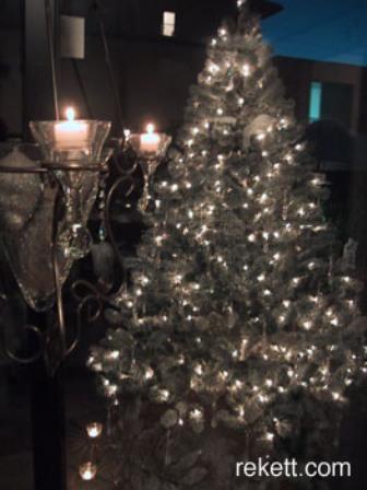 クリスマスオブジェ~❤ _f0029571_04162205.jpg