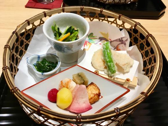 ホテルグランヴィア京都・日本料理浮橋_d0339676_17573234.jpg