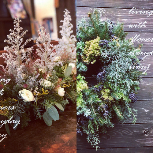 IVORY 花教室 11 Novemberは、 楽しく終了しました〜♬_b0094378_13454184.jpeg