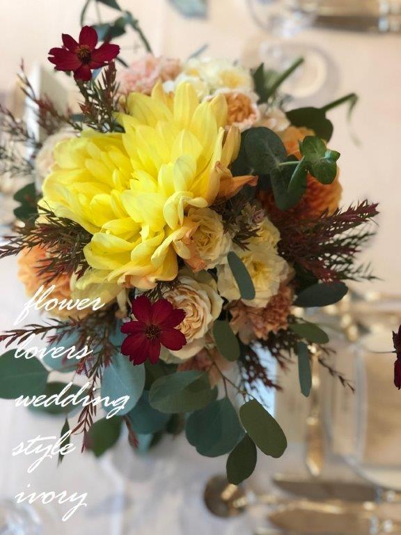 週末の婚礼から〜♬_b0094378_19484534.jpeg