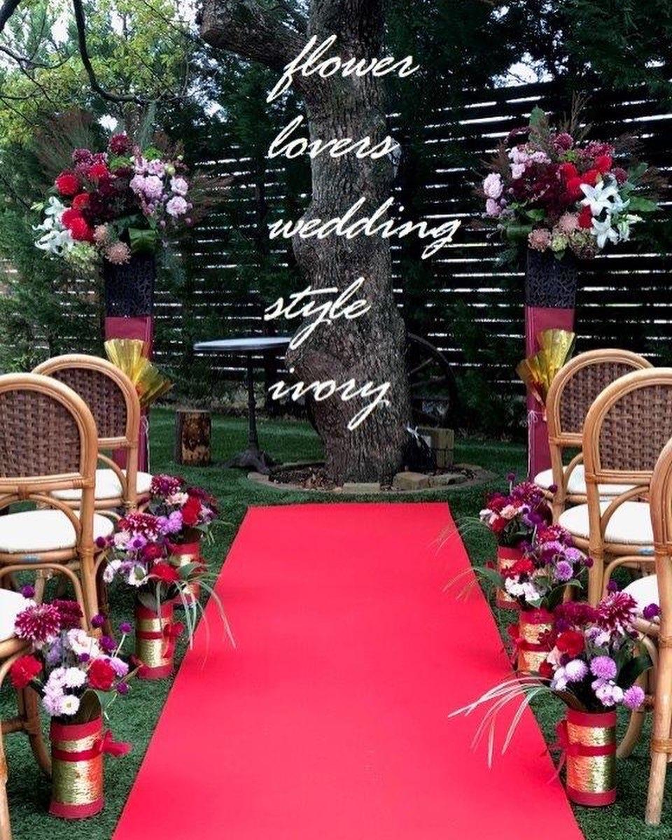 週末の婚礼から〜♬_b0094378_19504724.jpeg