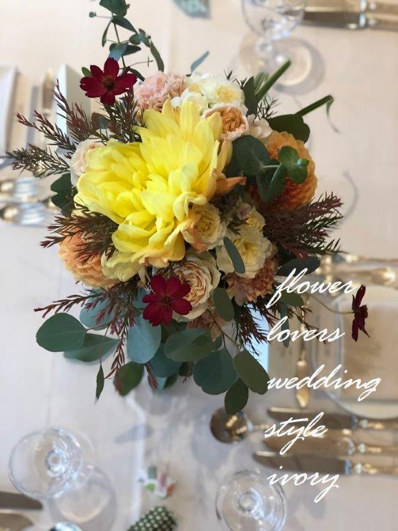 週末の婚礼から〜♬_b0094378_19562666.jpeg