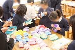 連島南小学校の図工クラブ♪_c0153884_14200242.jpg
