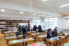 連島南小学校の図工クラブ♪_c0153884_14200292.jpg