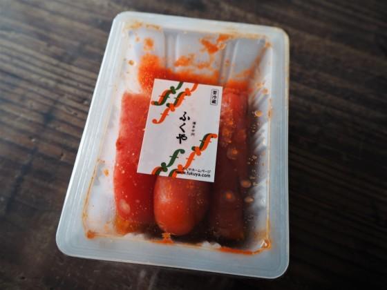 ケチャップ味のアレと明太子_a0258686_22571720.jpg