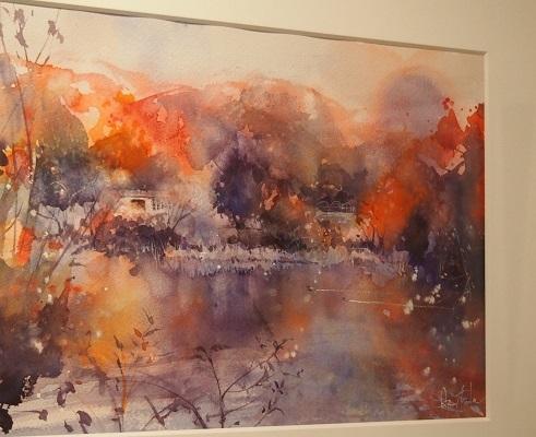 色彩の美・癒し空間の水彩画展_a0131787_12383483.jpg