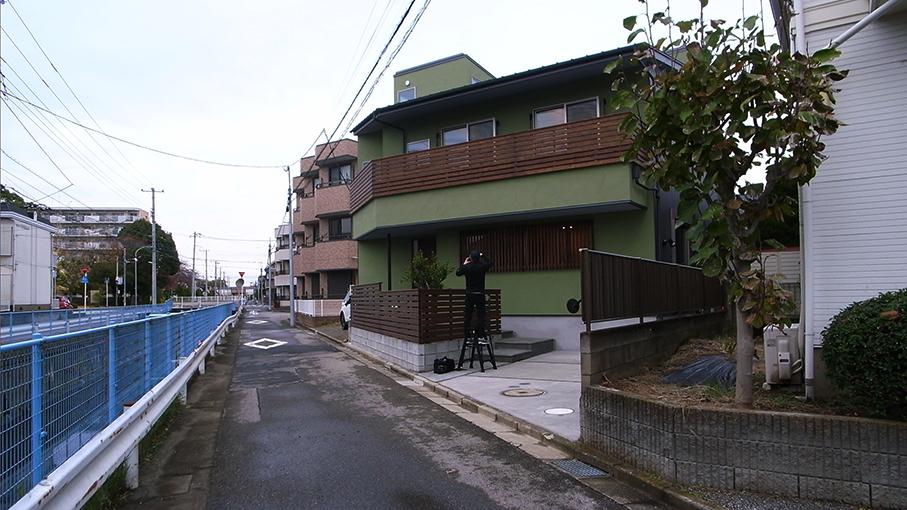 竣工写真の撮影・今回は入居前でした。_b0061387_22261391.jpg