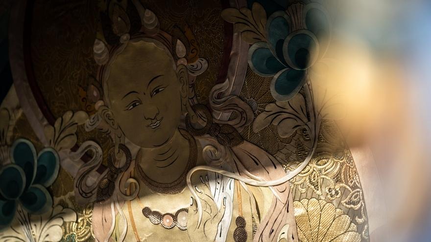 チベット寺院に溢れる哀愁の原色_d0353489_14141353.jpg