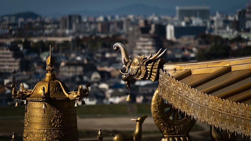 チベット寺院に溢れる哀愁の原色_d0353489_14151397.jpg