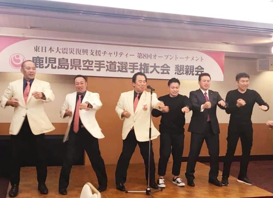 23日の和歌山大会、24日の鹿児島県大会、すべてのスケジュールを無事に終えることが出来ました。_c0186691_11092091.jpg